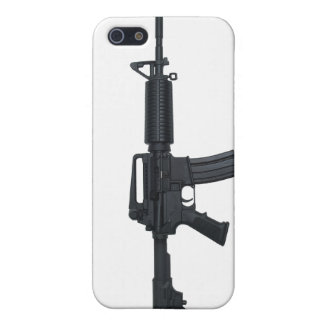 AR15 assault rifle Cover For iPhone SE/5/5s
