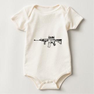 AR15 BABY BODYSUIT