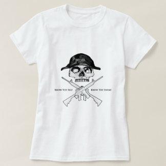 AR15 Cross Bones T-Shirt