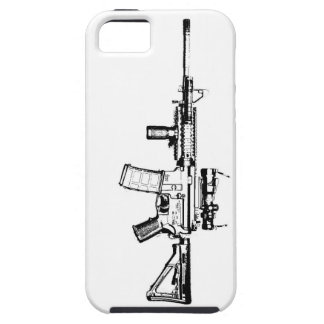 AR15 iPhone SE/5/5s CASE