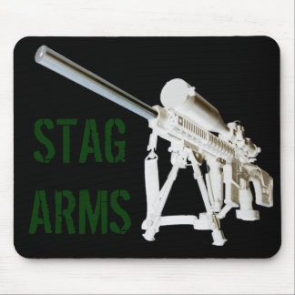 AR15 Mouse Pad- STAG ARMS Mouse Pad