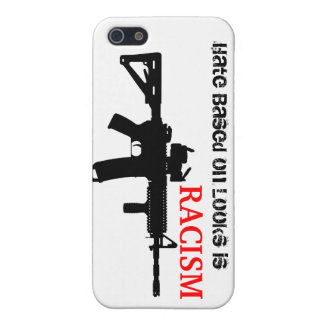 Ar15 Racism iPhone Cover