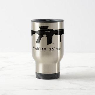 AR-15 (AOM Design) Travel Mug