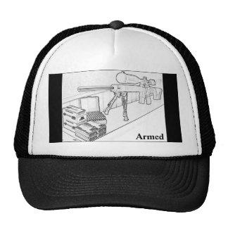 AR 15, armada Gorras