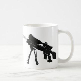 AR 15, Dog Tags, & Bullets Mug