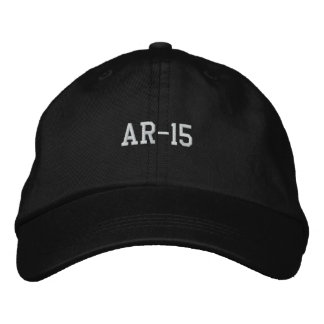 AR-15 EMBROIDERED BASEBALL HAT