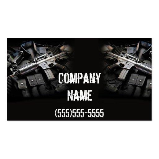 Ar 15 ffl dealer business card