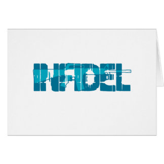 AR-15 INFIDEL Gun Rights Pro American Card