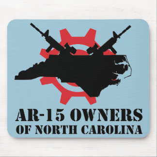 AR-15 Owners of North Carolina Mouse Pad