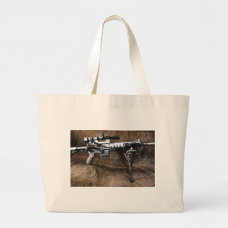 AR-15 Tactical Large Tote Bag