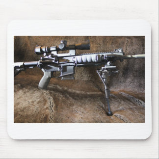 AR-15 Tactical Mouse Pad