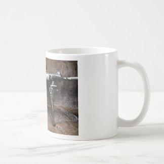 AR-15 Tactical Classic White Coffee Mug