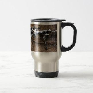 AR-15 Tactical Travel Mug