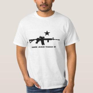 AR 15, viene tomarlo Camisas