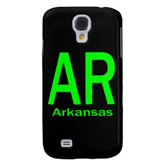 AR Arkansas green Samsung Galaxy S4 Case