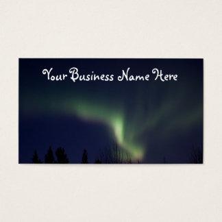 AR Aurora Reaching Business Card