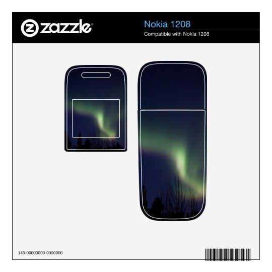 AR Aurora Reaching Nokia 1208 Decals