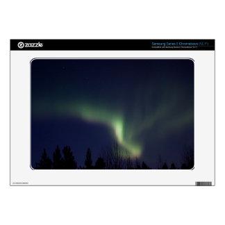 AR Aurora Reaching Samsung Chromebook Decals