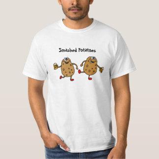 AR camisa rota de las patatas