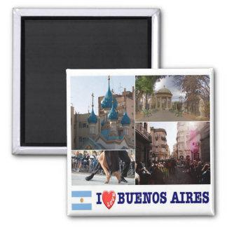 AR - La Argentina-Buenos Aires-Barrio hispano de Imán Cuadrado