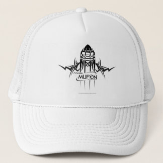 Ar Mufon West Central Section Rocket Tattoo hat