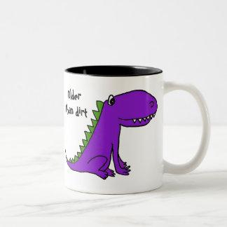 AR- Older than Dirt Dinosaur Mug