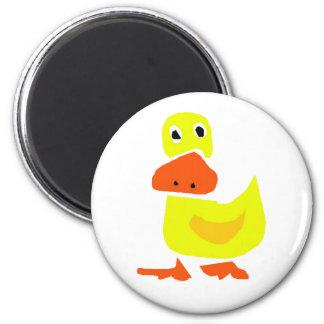 AR- Primitive Duck Design Magnet