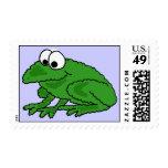 AR sellos enrrollados de la rana