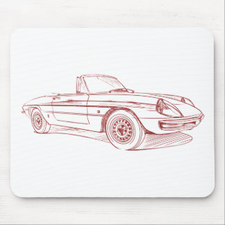 AR Spider g1 1966-69 Mouse Pad
