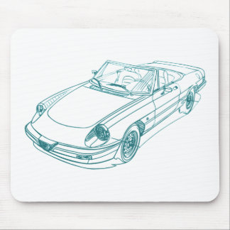 AR Spider g3 1983-90 Mouse Pad