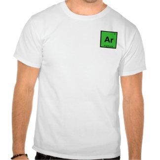 AR - Tabla periódica de la química griega de los Camisetas