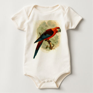 Ara Tricolor Infant Organic Creeper