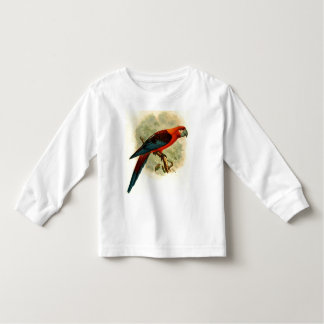 Ara Tricolor Toddler Long Sleeve T-Shirt