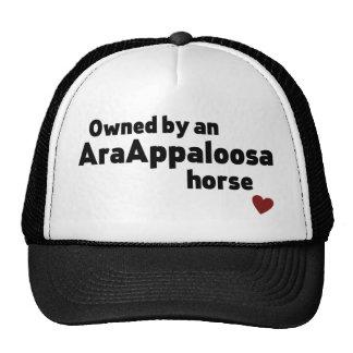 AraAppaloosa horse Trucker Hat