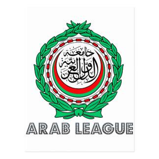 Arab Emblem Postcard