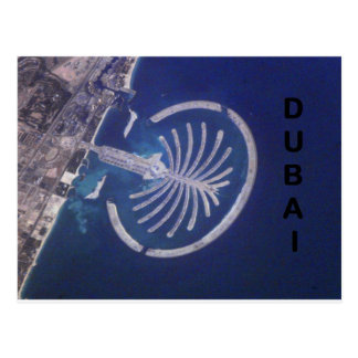 Arab Emirates Dubai Palm-Island Resort (St.K) Postcard