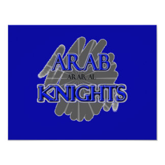 Arab High School KNIGHTS - Arab, AL Card