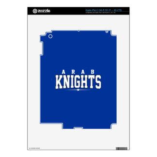 Arab High School; Knights iPad 3 Decal
