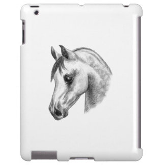 Arab horse iPad case