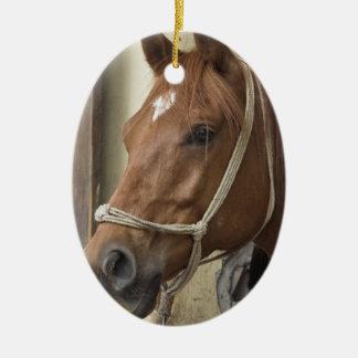 Arab Horse Ornament