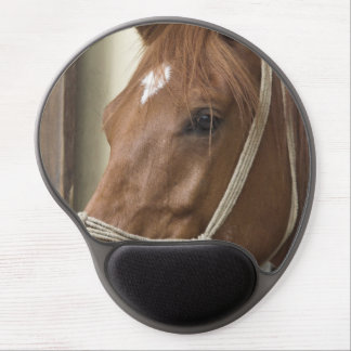 Arab Horses Gel Mouse Pad