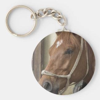 Arab Horses Keychain