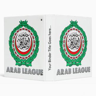 Arab League Coat of Arms Binders