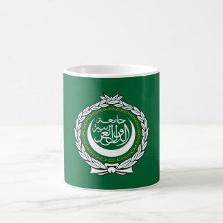 Arab League flag symbol islamic muslim Coffee Mug