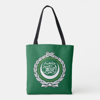 Arab League flag symbol islamic muslim Tote Bag