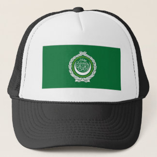 Arab League Flag Trucker Hat