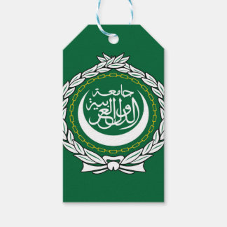 Arab League Gift Tags