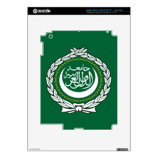 Arab League Skins For iPad 3