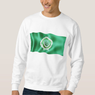 Arab League Waving Sweatshirt
