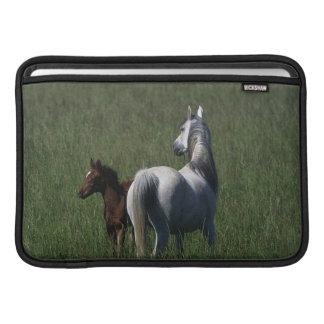 Arab Mare & Foal MacBook Air Sleeve